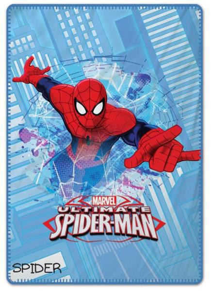 Spiderman Κουβέρτα fleece Spiderman 120x140 5205857108717
