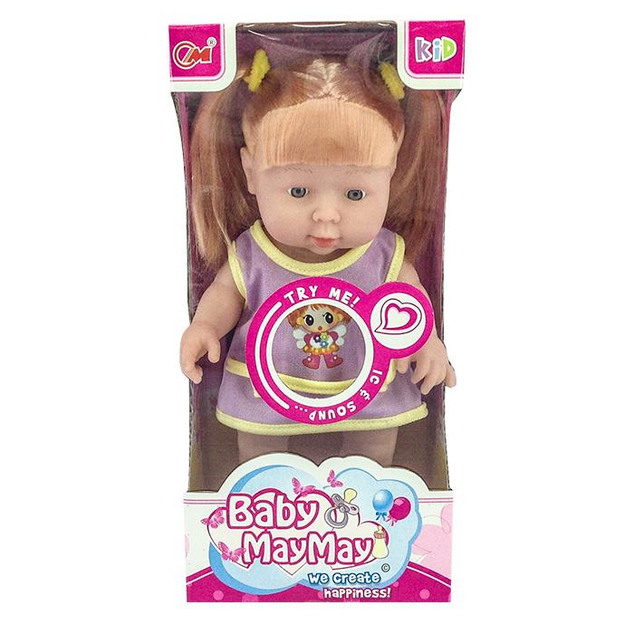 - ΚΟΥΚΛΑ 22cm ΜΠΑΤΑΡΙΑΣ 14x28cm - - - - 78-161 παιχνίδια   κούκλες   κούκλες μωρά