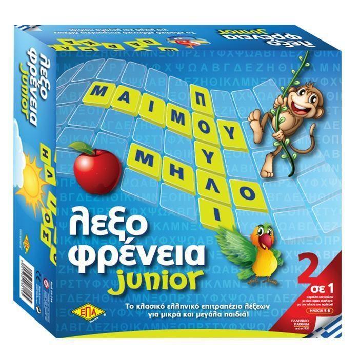 ΛΕΞΟΦΡΕΝΕΙΑ JUNIOR 03-214 69-261 παιχνίδια   επιτραπέζια   επιτραπέζια παιχνίδια