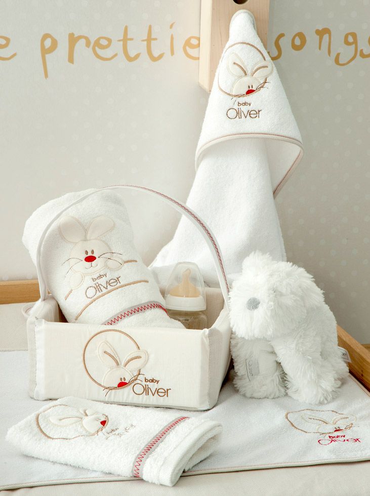 Baby Oliver Μπουρνούζι κάπα Peek-a-Boo Design 631 466730631