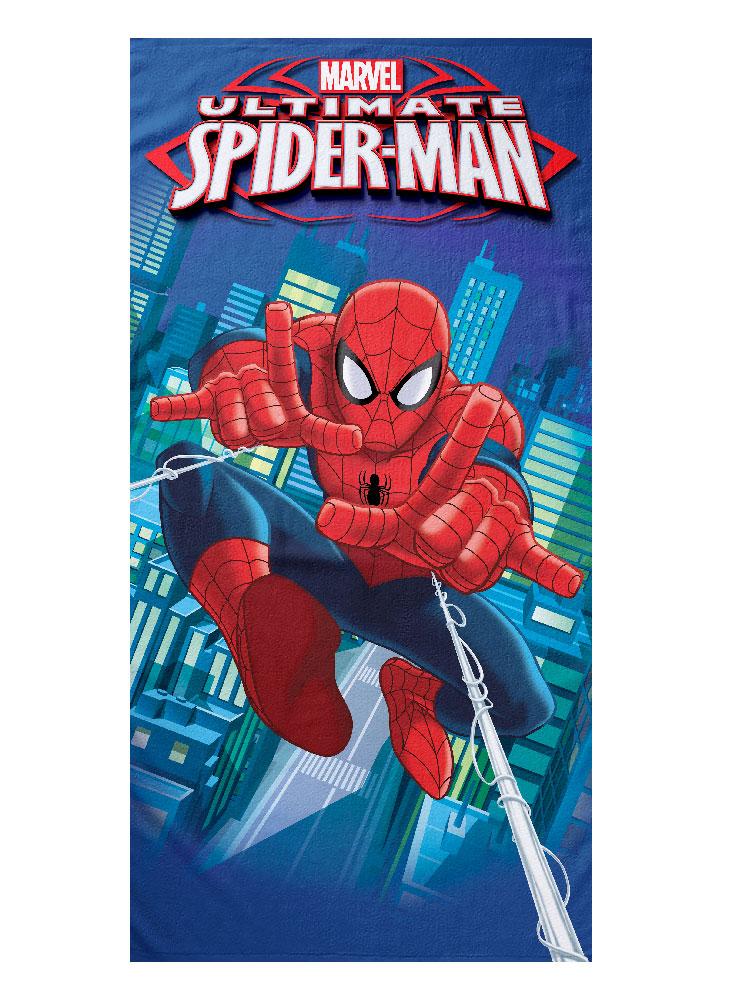 Spiderman Πετσέτα Θαλάσσης Spiderman City Θαλάσσης 8000842683500
