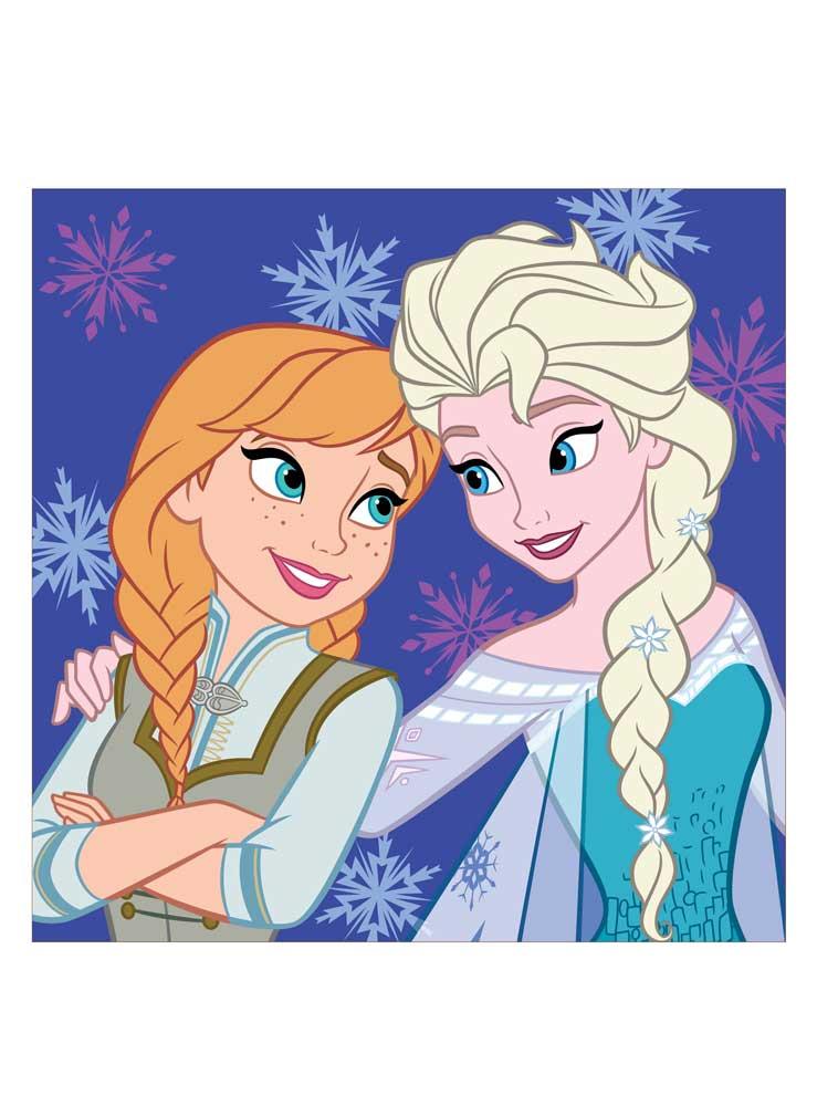 Disney Πετσετάκι Frozen 2 Χεριών vios16832