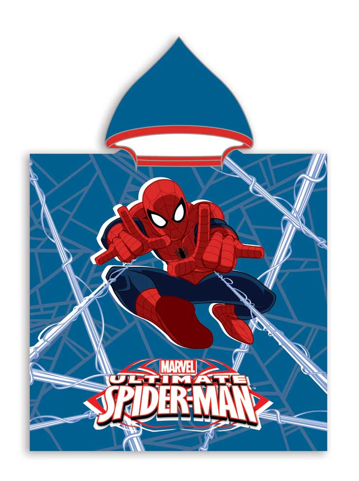 Spiderman Πόντσο Spiderman 30 vios16869