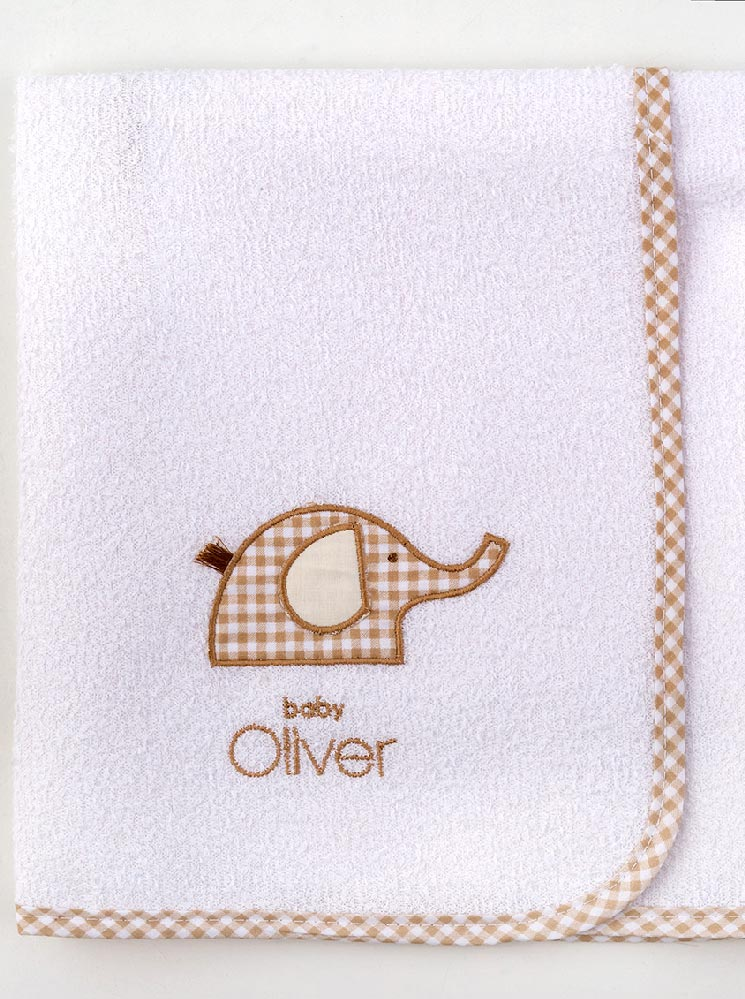 Baby Oliver Σελτεδάκι Welcome Little One Design 302 466718302