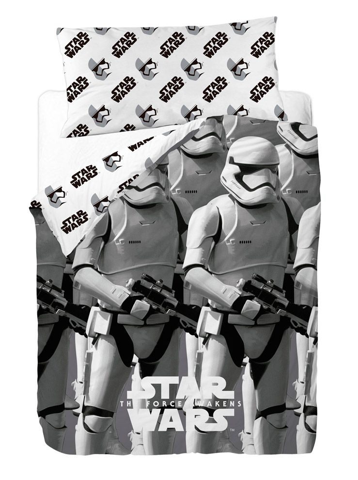 Disney Σετ Κουβερλί Μονό Star Wars Awaken 5205857133276 παιδικά   εφηβικά   κουβερλί  κουβρ λι