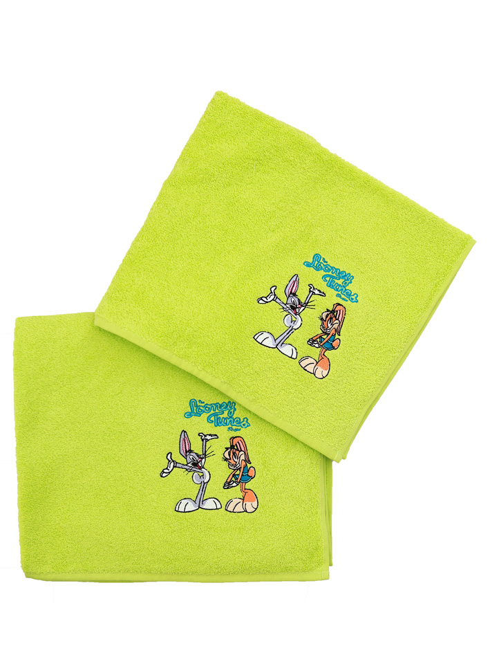 Looney Tunes – Σετ πετσέτες Looney Tunes – – Σετ – 50×80 + 70×130 – vios16841