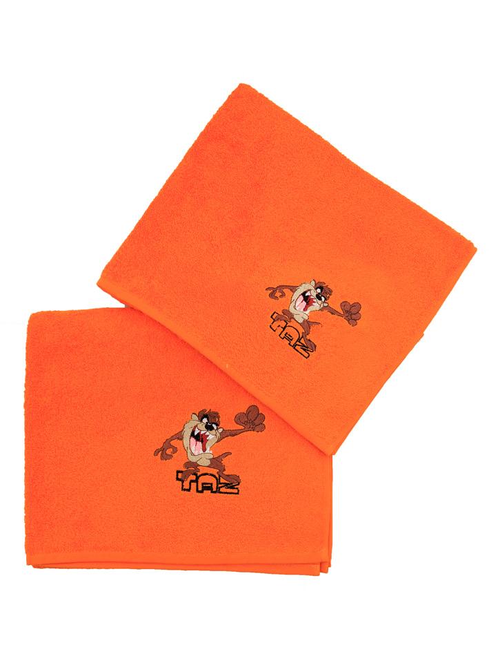 Looney Tunes – Σετ πετσέτες Taz – – Σετ – 50×80 + 70×130 – vios16844