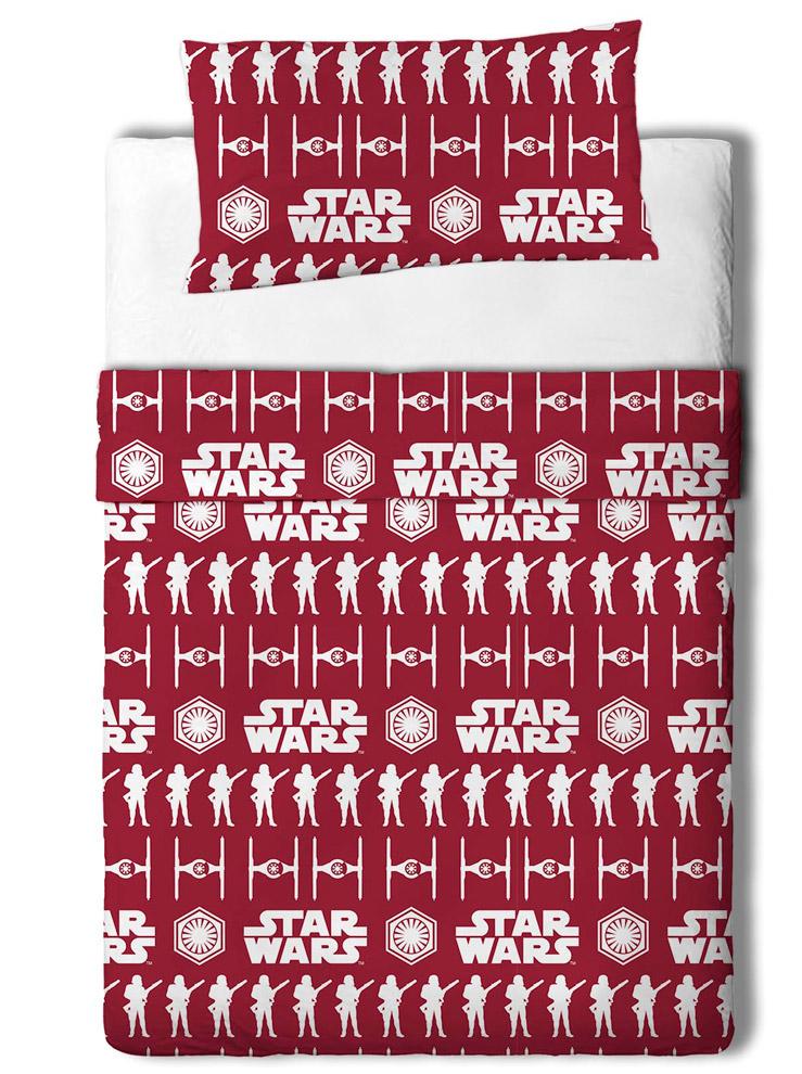 Disney Σετ Σεντόνια Μονά Star Wars FSS 5205857133221