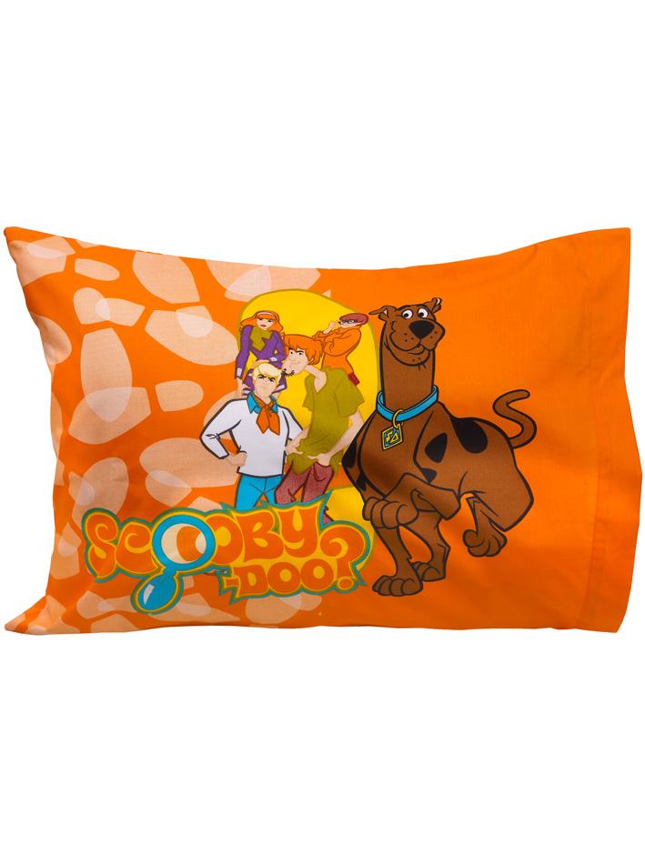 Scooby Doo Ζεύγος μαξιλαροθήκες Scooby Doo vios16778