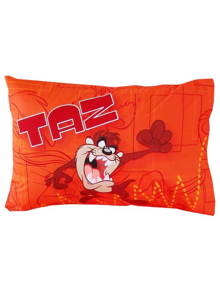 Looney Tunes – Ζεύγος μαξιλαροθήκες Taz – – – 50×70 – vios16783