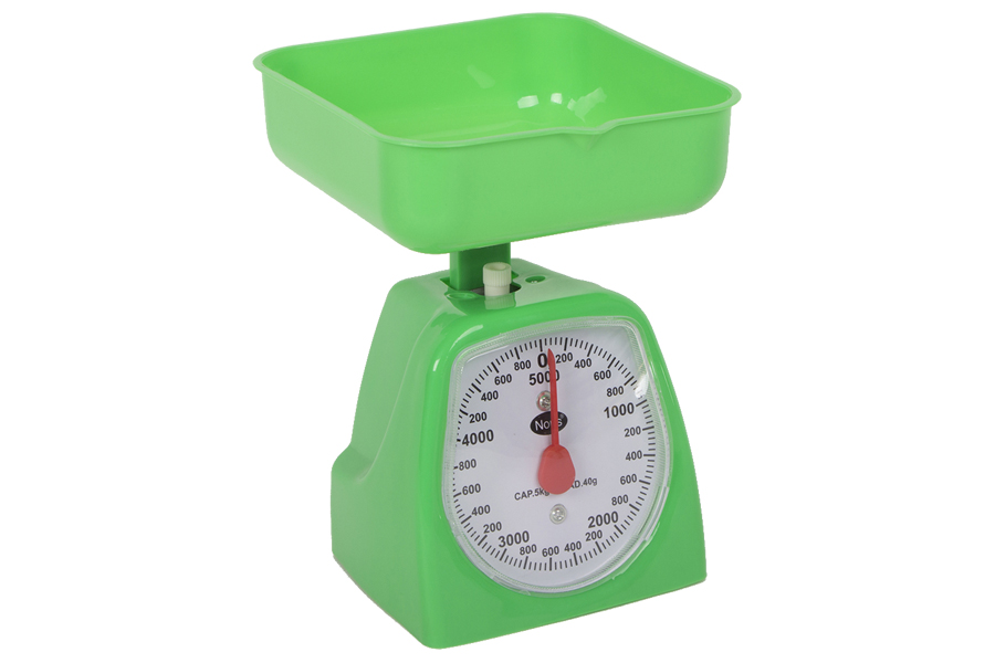 Keskor - Ζυγαριά κουζίνας 5 κιλών με κάδο χρ. πράσινο KG005 - - - - 0202005-2 είδη σπιτιού   εξοπλισμός σπιτιού   ζυγαριές   θερμόμετρα