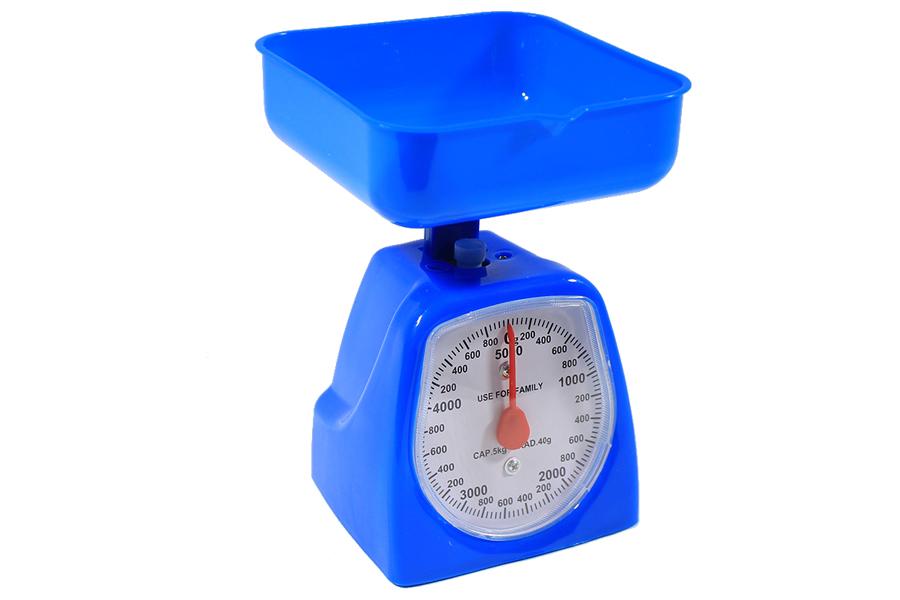 Keskor - Ζυγαριά κουζίνας 5 κιλών με κάδο χρ. μπλε KG005 - - - - 0202005-3 είδη σπιτιού   εξοπλισμός σπιτιού   ζυγαριές   θερμόμετρα
