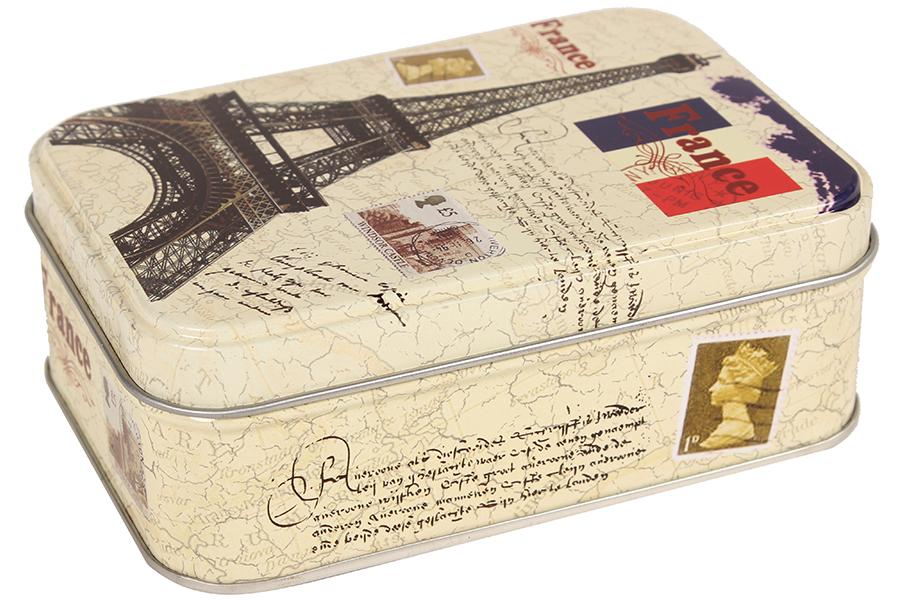 Keskor - Κουτί μεταλλικό αποθήκευσης 12,5Χ9Χ4,5 εκ. - - - - 623122-11