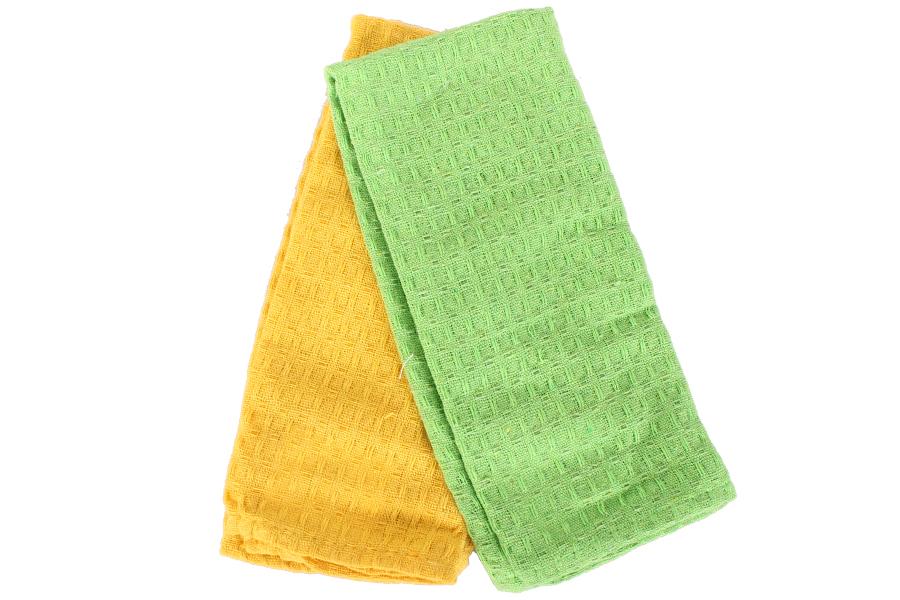 Keskor Πετσέτες γενικής χρήσεως – κουζίνας τεμ. 2 χρ. κίτρινο – πράσινο 50Χ30 εκ. – 39-950-1223.02 171223-2