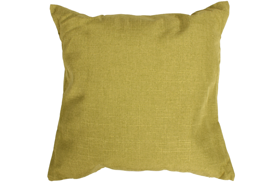 Keskor Μαξιλάρι καναπέ 45Χ45 εκ. από ύφασμα χρ. πράσινο 653489602