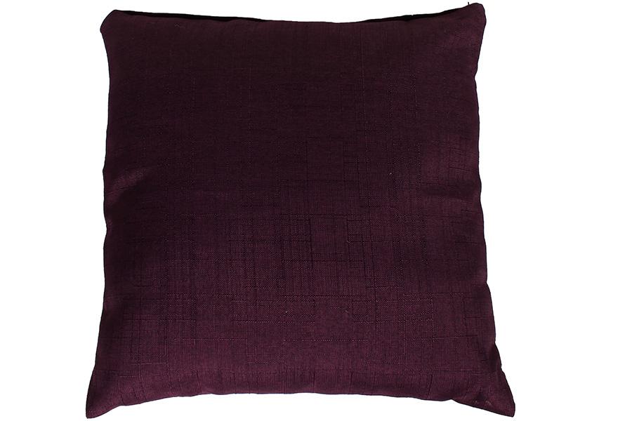 Keskor – Μαξιλάρι καναπέ 45Χ45 εκ. από ύφασμα μωβ 4896-9 – – – – 654896-9