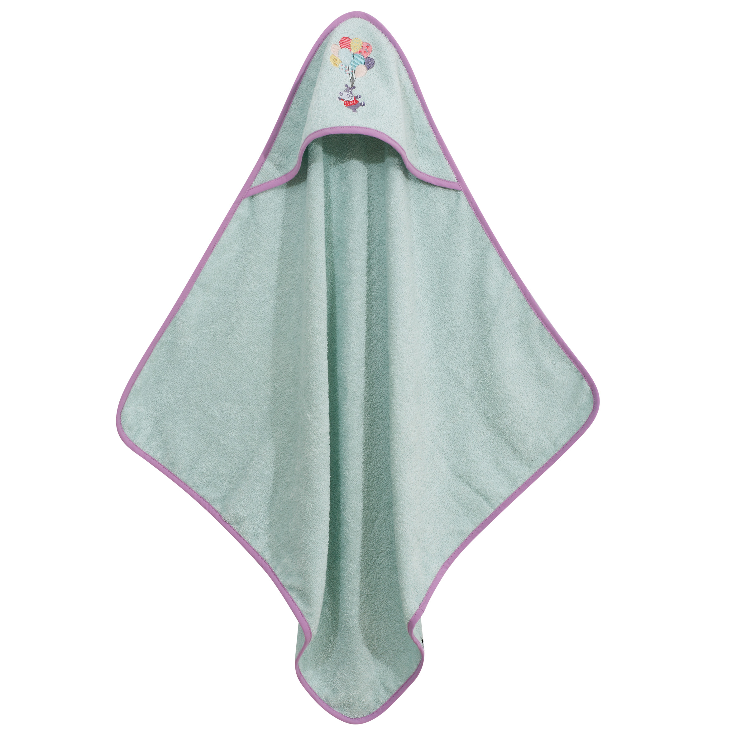 Das Baby Κάπα Baby Smile Embroiledry 6457 Μέντα 620711006457