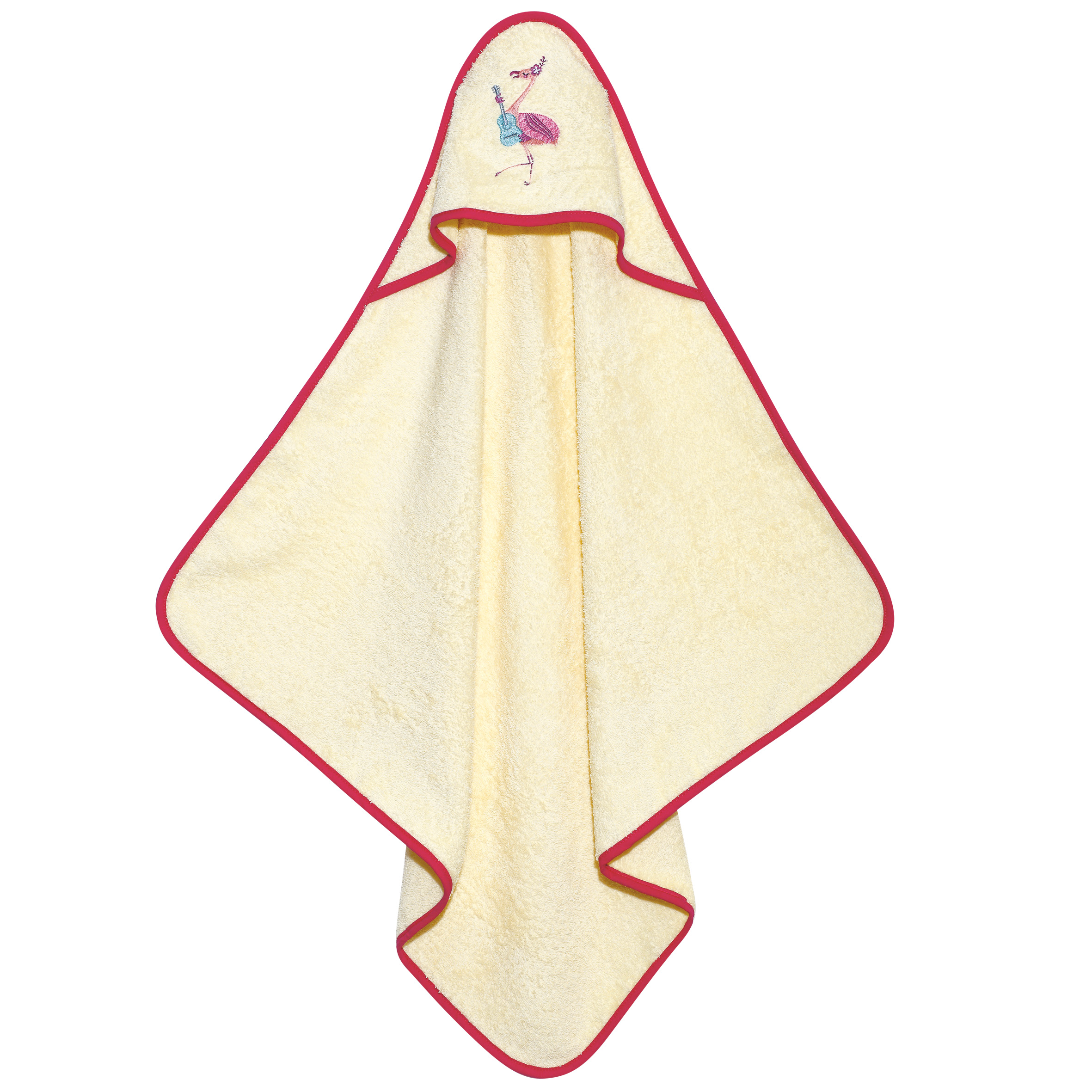 Das Baby Κάπα Baby Smile Embroiledry 6461 Κρεμ 620711006461