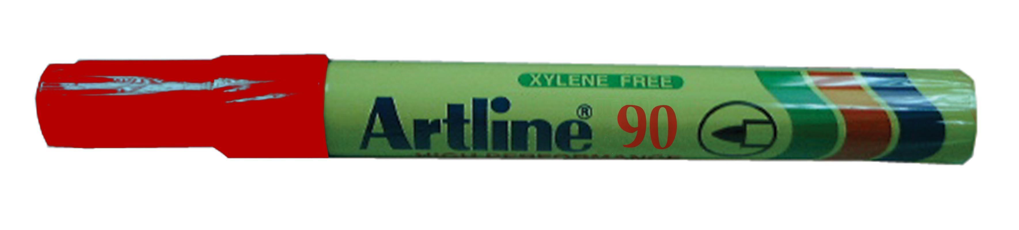 Next Artline ΕΚ90 μαρκαδόρος ανεξίτηλος κόκκινος 12206-0271-2