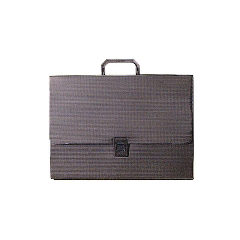 Next Ati τσάντα σχεδίου μαύρη 38x28x5εκ. 15423---68-2