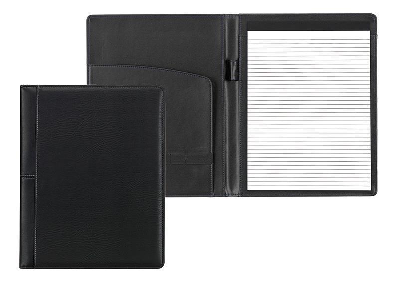 Fineline Fineline portfolio μαύρο με μπλοκ 31,5x24,5x1,5εκ. 19154------2