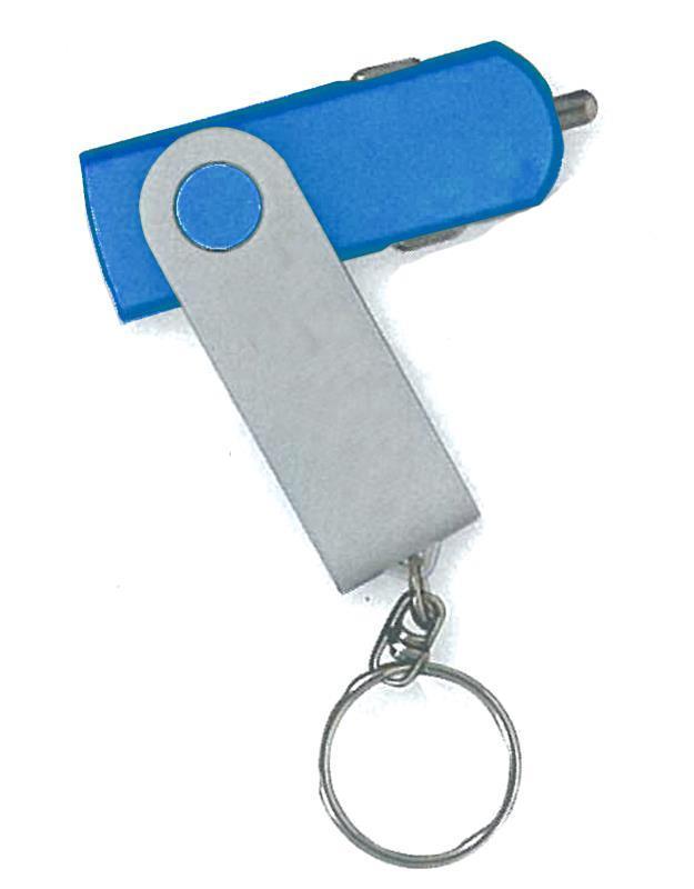 Next - Φορτιστής αυτοκινήτου μπλε με USB - - - - 19978-03ΑΙ-2 είδη γραφείου   αναλώσιμα   αξεσουάρ η υ   cd dvd usb
