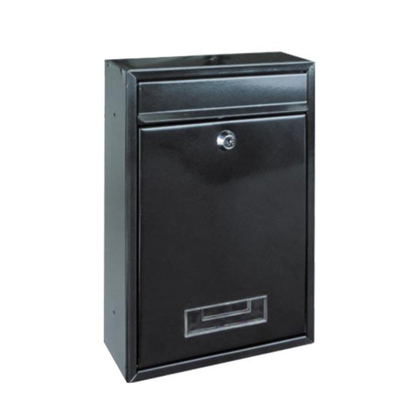 Rottner Comsafe γραμματοκιβώτιο Travis ανθρακί Υ32x21.5x9εκ. 24410-09ΒΜ-2