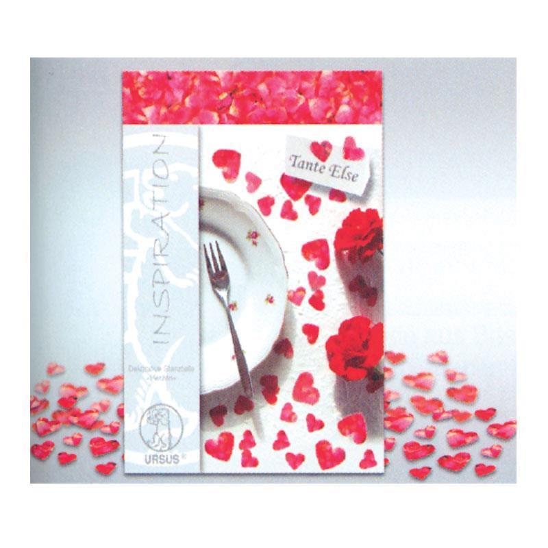 Next - Διακοσμητικά ροδοπέταλα καρδούλες - - - - 25105---ΒΣΧ2
