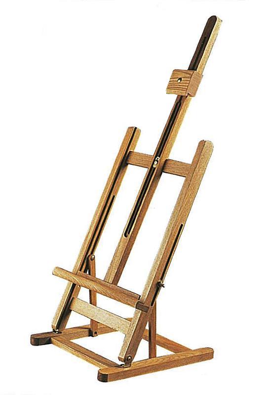 Artmate Artmate καβαλέτο επιτραπέζιο ξύλινο 27x37x75εκ. 25685------2