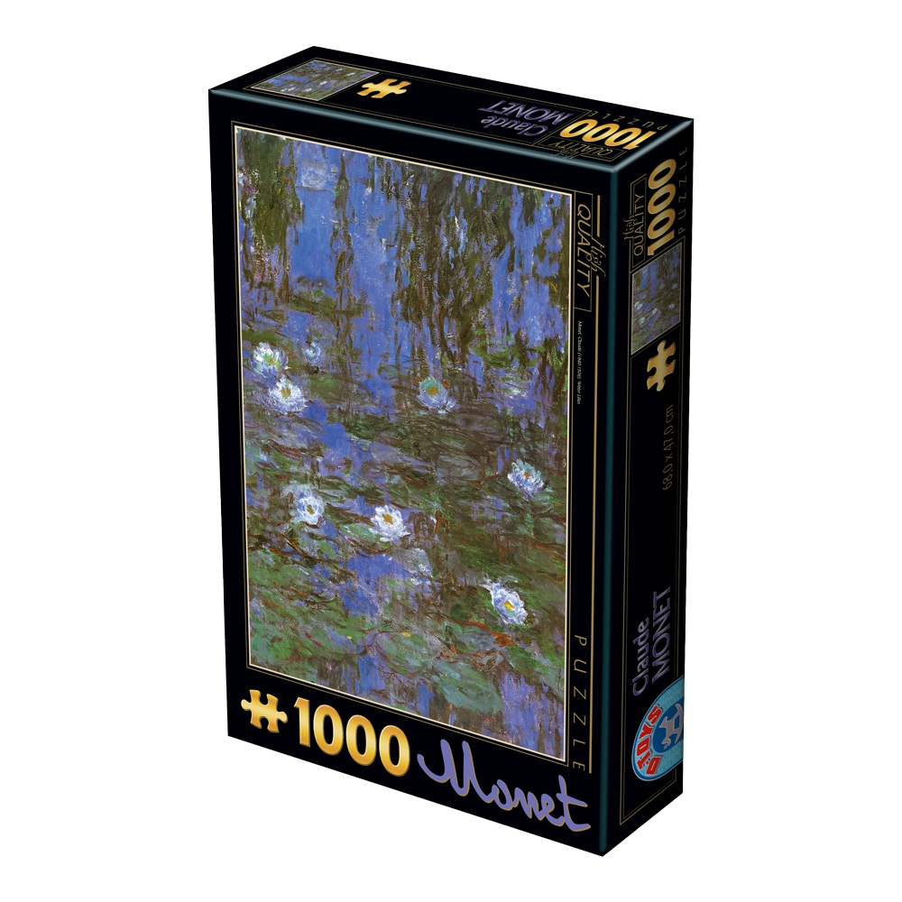 D-Toys - PUZZLE D-Toys 1000 ΤΜΧ 67548CM06 ΡΟΥΜΑΝΙΑΣ - - - - Π.221.48CM06 παιχνίδια   πάζλ
