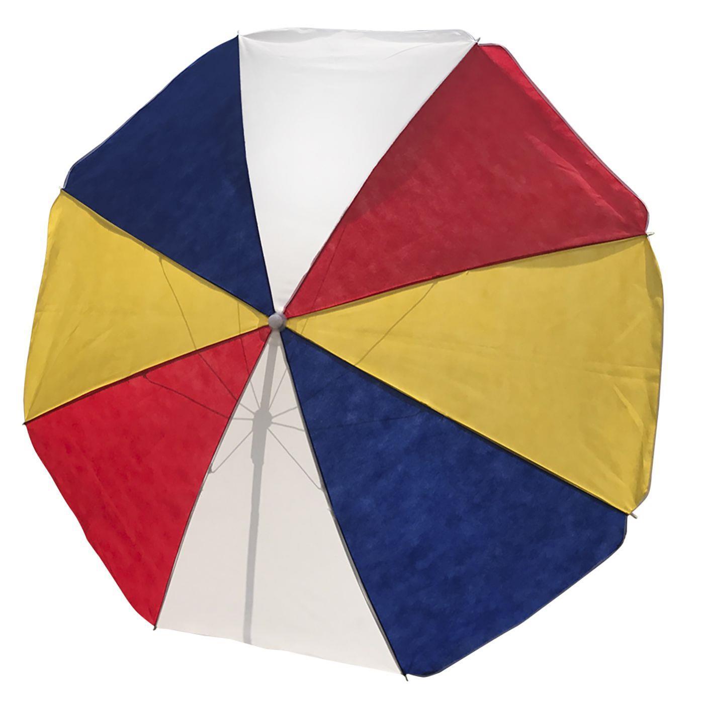 - ΟΜΠΡΕΛΑ ΤΝΤ ΠΑΡΑΛΙΑΣ ΜΕΓΑΛΗ 2m - - - - 42-536 καλοκαιρινά   εξοπλισμός παραλίας   ομπρέλες   βάσεις