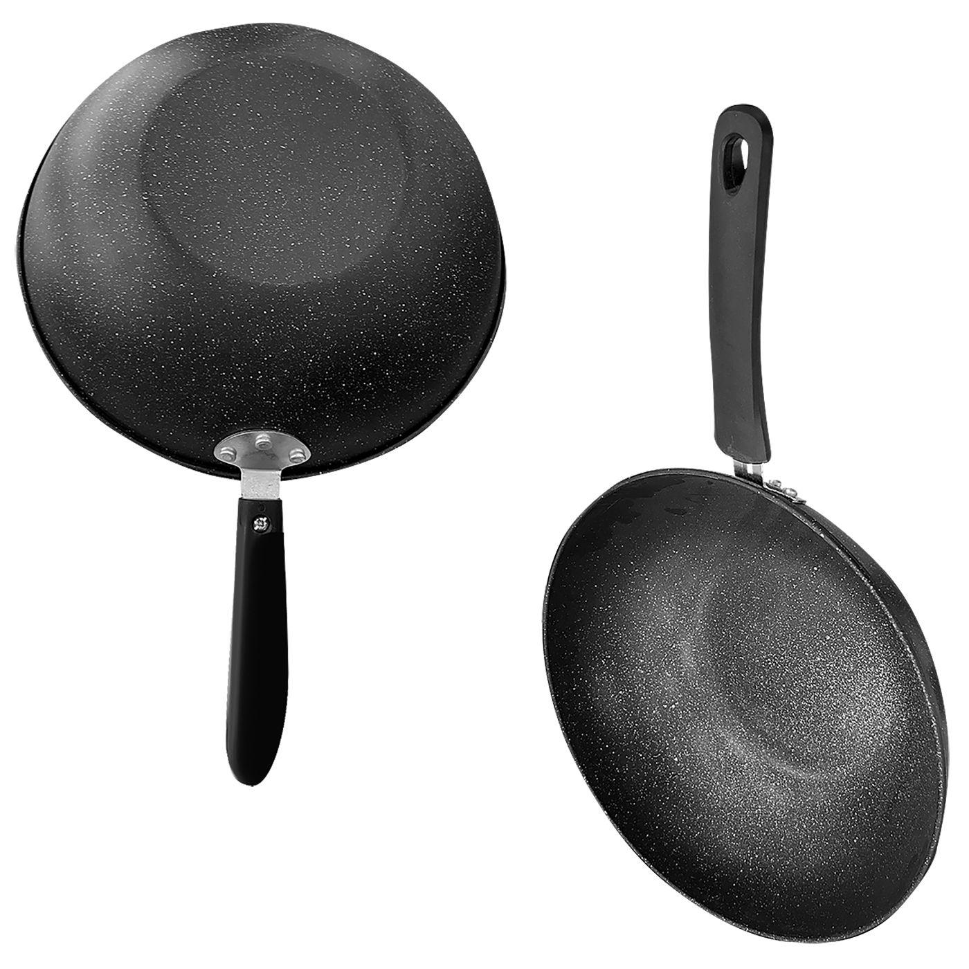 - ΤΗΓΑΝΙ ΓΟΥΟΚ ( WOK ) Φ32x9cm - - - - 81-659 είδη σπιτιού   κουζίνα   μαγειρικά σκεύη